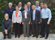 2013 Master of Health Physics Academic Advisory Board