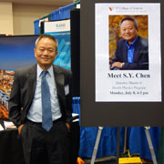 S.Y. Chen, Ph.D., CHP, Director, IIT Professional Master of Health Physics Program